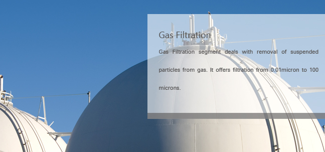 Gas Filtration